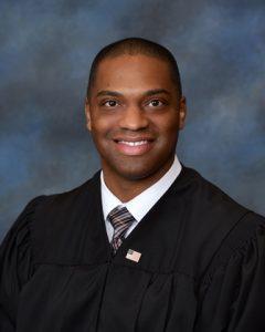 Judge Gerald Parker